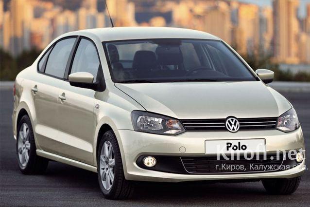 Калужские Volkswagen Polo могут начать экспортировать в Западную Европу