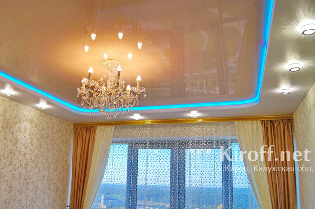 Натяжные потолки Астра Модерн