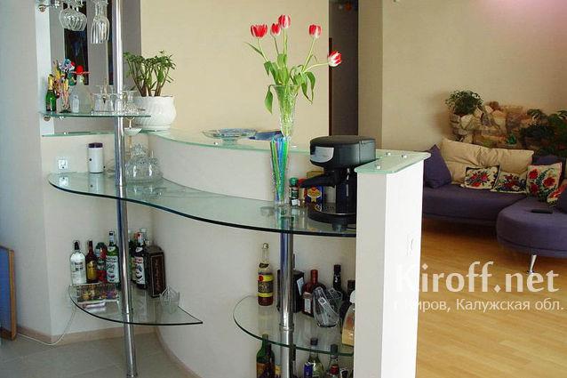 Стеклянные полки и мебельная фурнитура от DCTS-shop