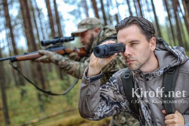 Монокуляр незаменимый аксессуар для охотника